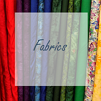 Fabrics used in Making Clergy Stoles