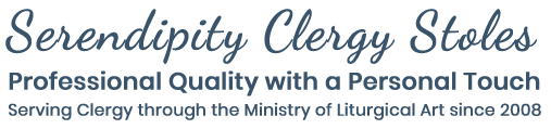 Serendipity Clergy Stoles