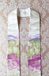 The Mountains are His, the Valleys are His! Clergy stole for Ordinary Time