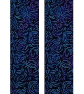 Lo, How a rose e'er blooming: Advent Clergy Stole in Rose Print