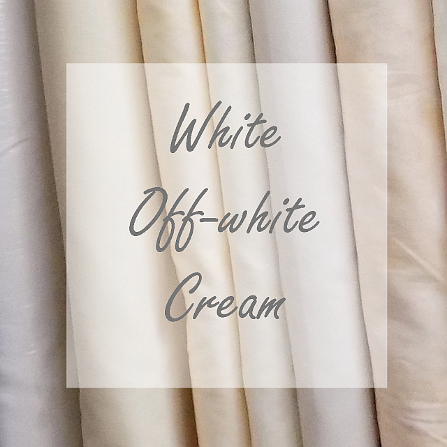 White or Cream